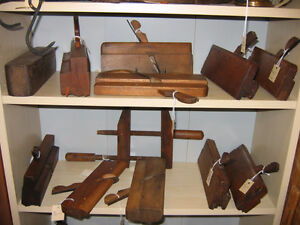 Vintage Stanley and Wooden Planes plus other hand tools Kingston Kingston Area image 3