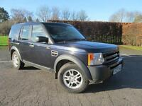 2005 55 LAND ROVER DISCOVERY 2.7 3 TDV6 7 SEATS 5D AUTO 188 BHP DIESEL