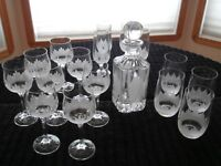 Looking for a gift? - Exquisite Crystal Stemware & Decanter