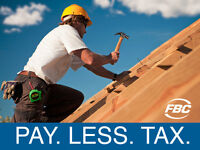 Stucco Company? Contractor? Pay Less Tax!