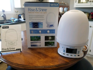 Verilux Rise & Shine Natural Wake-up System