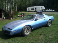 1982 trans am for sale or trade