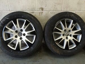 VW / Audi wheels & tires Windsor Region Ontario image 2