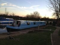 Narrow boat, house boat, Barge