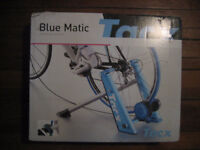 Tacx Blue Matic T2650 Bicycle Trainer MINT with box!