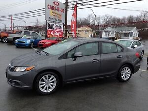 2012 Honda Civic EX.....Includes 4 FREE winter tires!!