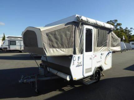 COMPACT JAYCO SWIFT CAMPER ,FAMILY FUNS FOR 5,AWN, SN11746 Maddington Gosnells Area Preview