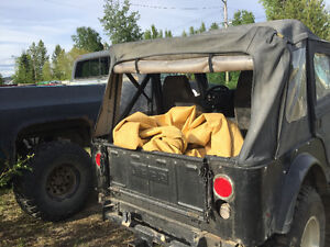1977 Jeep CJ Cj5 Convertible