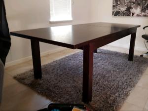 Jarrah Dining Table