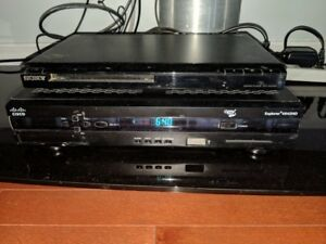 Rogers NEXTBOX 8642 HD & Explorer 4642 HD with 2 remotes