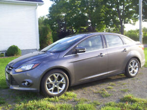 2014 FORD FOCUS (Great condition & never winter driven)