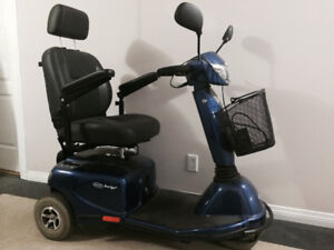 Mobility Scooter with new batteries