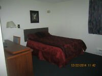 Clean, best for location, free parking, fully furnished