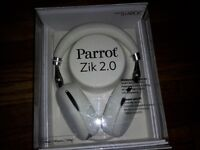 Brand new IN BOX PARROT ZIK 2.0 SMART WIRELESS LIMITED WHITE HP