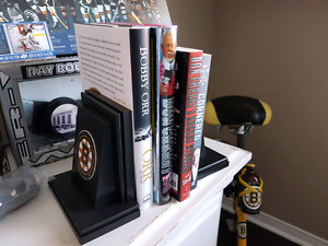 NHL Boston Bruins Bookends