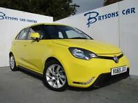 2015 65 MG MG3 1.5 VTi-Tech ( 106ps ) 3Form Sport for sale in AYRSHIRE