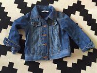 M&S Baby Denim Jacket aged 1.5-2yrs