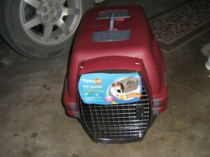 New pet kennel
