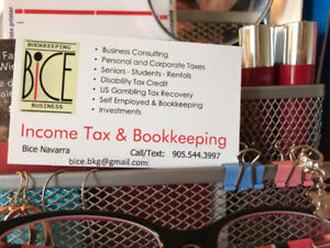 INCOME TAX TIME - Personalized Quality Service