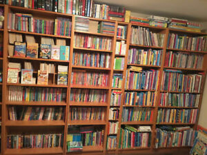 Books...Books....Kids books, over 3,000+ for kids ages 0-7..WOW