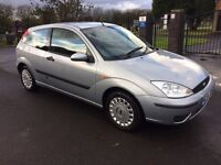 2005 54 Ford Focus 1.6 Flight - 1 owner - Service history