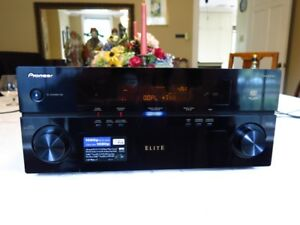 Home theater Pioneer Elite VSX-94 TXH 7.1 Receiver W/ 5 HDMI.