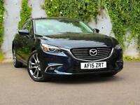 Mazda Mazda6 D SPORT NAV DIESEL MANUAL 2015/15