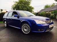 Ford Mondeo 2.2 ST estate diesel 120k FSH FINANCE AVAILABLE GOOD BAD POOR CREDIT