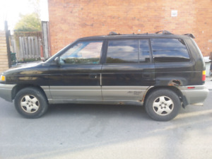 1998 Mazda Other LX Other 4 x 4 7 seater SUV farm vehicle