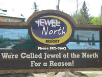 JEWEL OF  THE NORTH