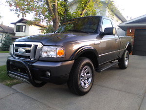 2007 FORD RANGER 4x4 mint condition!!!