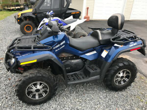 2011 CAN AM  800 R MAX LIMITED ( WE FINANCE ) $50.00