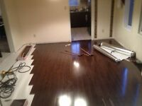 Installing Your Own Floors? Need professional assistance?