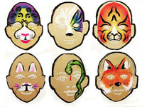 Facepainter for events