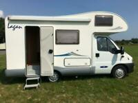 2006 FIAT DUCATO MCLOUIS LAGAN MOTORHOME THIS IS A 1 OWNER WITH ONLY 20K