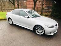 2009 BMW 5 Series 2.0 520d M Sport Saloon 4dr Diesel Automatic (149 g/km,