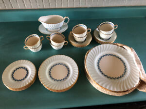 Minton dishes