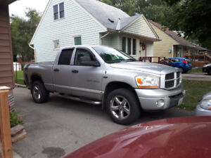 2006 Dodge Power Ram 1500 sport Pickup Truck 4x4