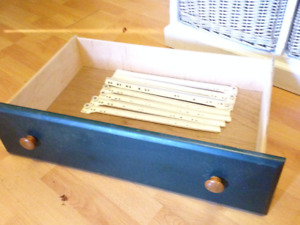 Dresser, build it yourself with these for drawers & runners