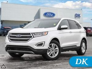 2016 Ford Edge SEL  w/Leather, Moonroof, Nav **CPO**