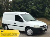 2010 Vauxhall Combo 1700 1.3CDTi 16V Van [75PS] ++ NO VAT ++ PRIVATE PLATE - LOV