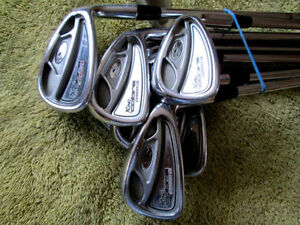 Cobra Carbon CB Forged irons