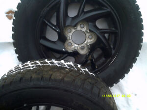 Winter Tires(2) 205 65R15