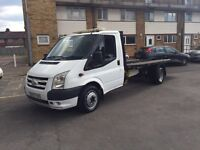 Ford transit recovery truck 2007 6speed