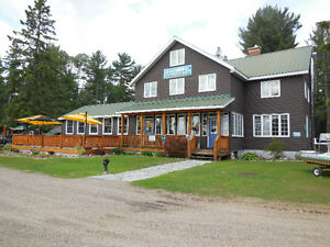 Cottages and Motel - Open Year Round