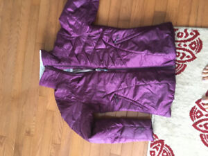 Purple Columbia coat