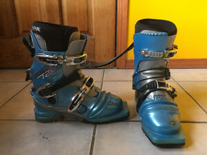 Scarpa T2X Womens telemark boot size 23.0