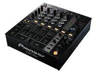 Pioneer DJM 700 Black 4 Channel Professional DJ Mixer Good Condition