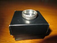 Sterling silver band - size 7 ladies