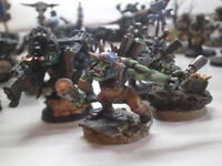 WARHAMMER 40K ORKS AND CADAINS